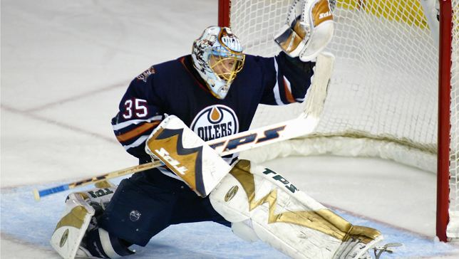 Dwayne Roloson Days Until The First Oilers Game 35 Dwayne Roloson
