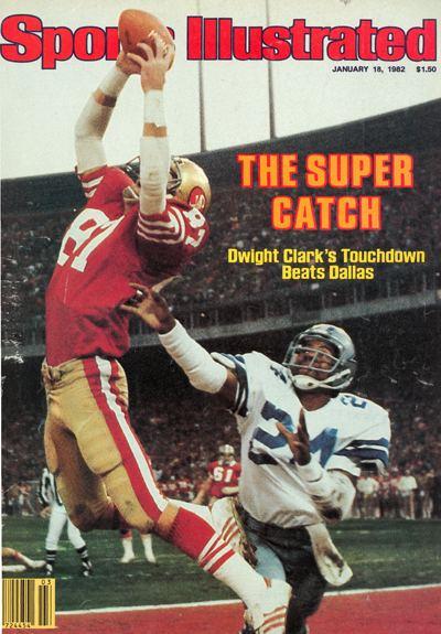 Dwight Clark Dwight Clark ex49er famous for The Catch Has ALS SIcom
