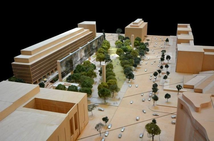 Dwight D. Eisenhower Memorial Gehry39s Eisenhower Memorial Clears Final Design Hurdle ArchDaily