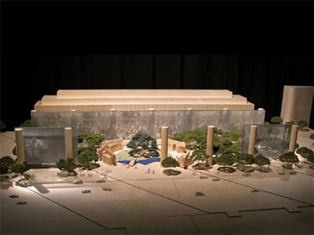 Dwight D. Eisenhower Memorial cbsnews1cbsistaticcomhubir201303201390497