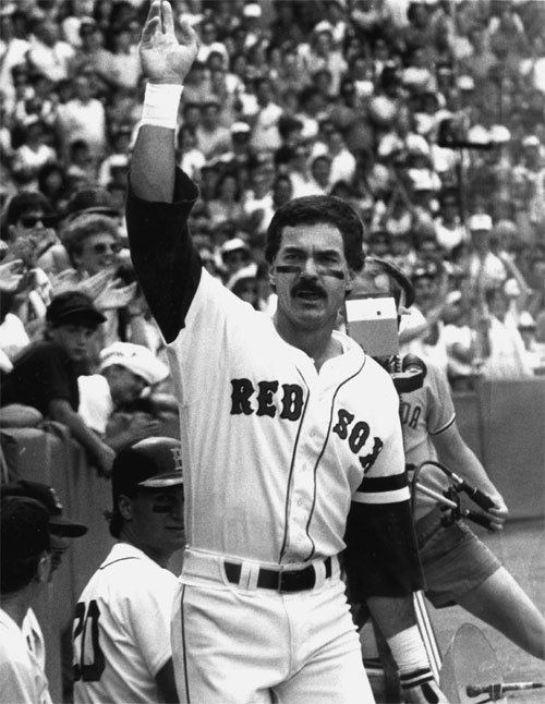 Dwight Evans Not in Hall of Fame 24 Dwight Evans