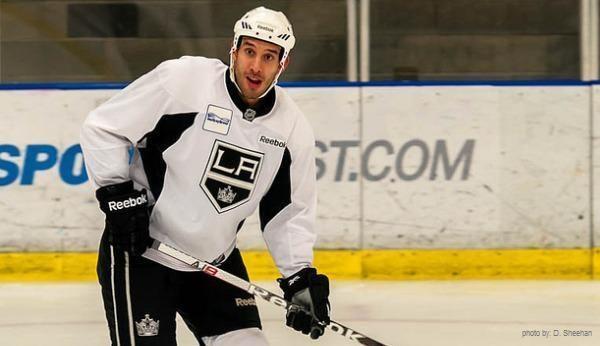 Dwight King 74 Days Until NHL Hockey Dwight quotSmilesquot King hockey