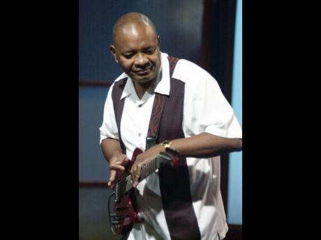 Dwight Pinkney The Music Diaries Dwight Pinkney a musical genius