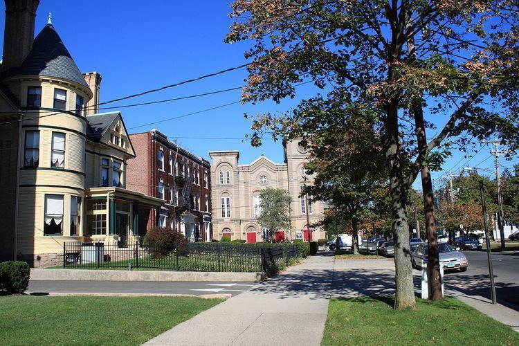Dwight Street Historic District