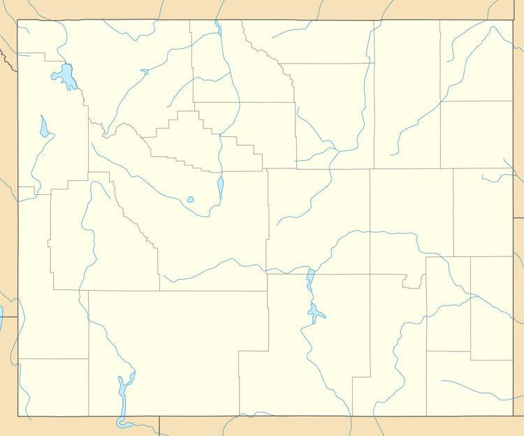 Dwyer, Wyoming