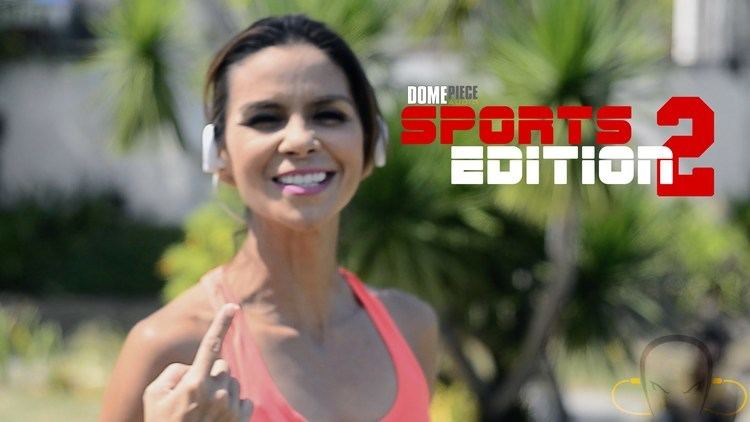 Dyan Castillejo Dyan Castillejo runs with Dome Piece Audio YouTube