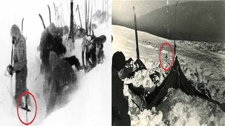 Dyatlov Pass incident Dyatlov Pass Incident Revisited Dowsers Discover Mass Grave And