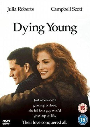 Dying Young Dying Young 1991 DVD Amazoncouk Julia Roberts Campbell