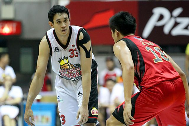 Dylan Ababou Dylan Ababou39s second chance with Barako Bull all for God