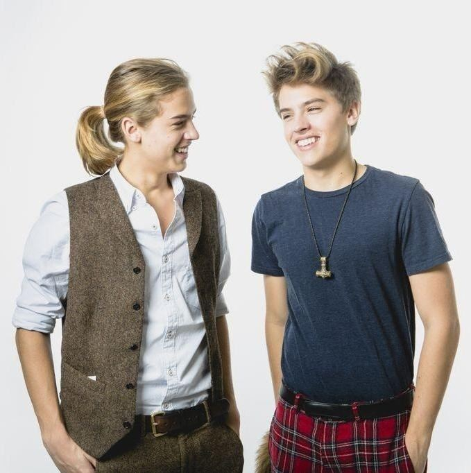 Dylan and Cole Sprouse This is Dylan and Cole Sprouse now Fanatic
