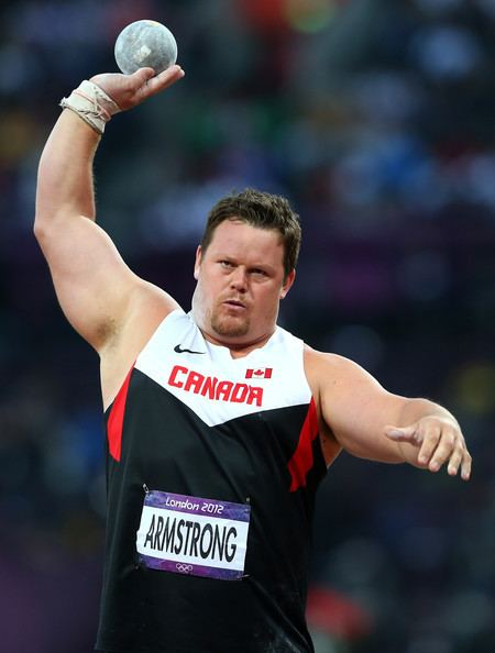 Dylan Armstrong Dylan Armstrong Pictures Olympics Day 7 Athletics Zimbio