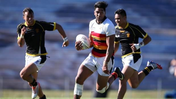 Dylan Collier From sixes to sevens Waikato39s Dylan Collier powers into NZ squad
