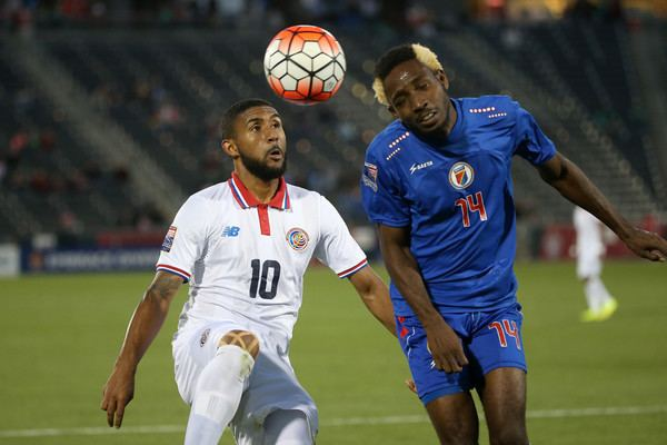 Dylan Flores Dylan Flores Pictures Costa Rica v Haiti Group B 2015 CONCACAF