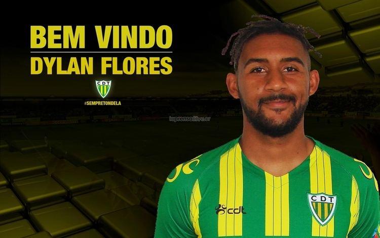 Dylan Flores Dylan Flores fichado hasta 2018 en equipo de Portugal