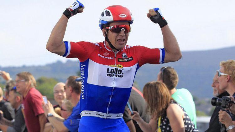 Dylan Groenewegen Tour of Britain Dylan Groenewegen wins as Julien Vermote retains