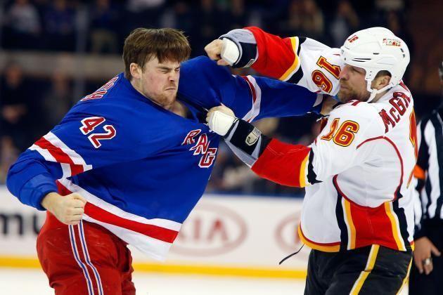 Dylan McIlrath Will HardNosed DMan Dylan McIlrath Give New York Rangers