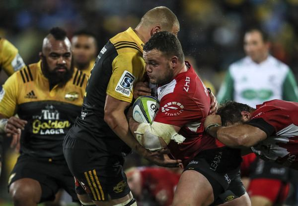 Dylan Smith (rugby union) Dylan Smith Photos Photos Super Rugby Final Hurricanes v Lions