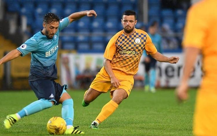 Dylan Stevenson Dylan Stevenson leaves Morton by mutual consent Greenock Morton