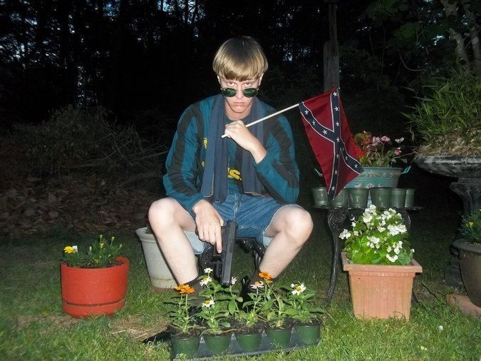 Dylann Roof Dylann Roof Photos and a Manifesto Are Posted on Website