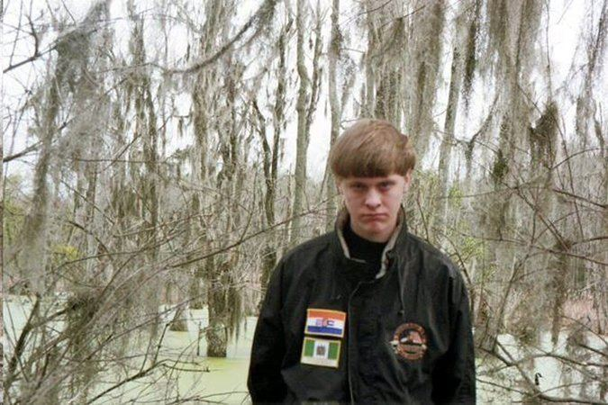 Dylann Roof Dylann Roof Suspect in Charleston Shooting Flew the
