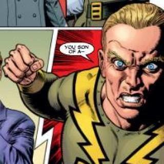 Dynamic Man (Timely Comics) Dynamic Man Character Comic Vine