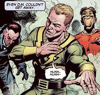 Dynamic Man (Timely Comics) wwwmarvunappcomAppendix7dynamicmancapturedjpg