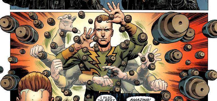 Dynamic Man (Timely Comics) Dynamic Man Enemies Comic Vine