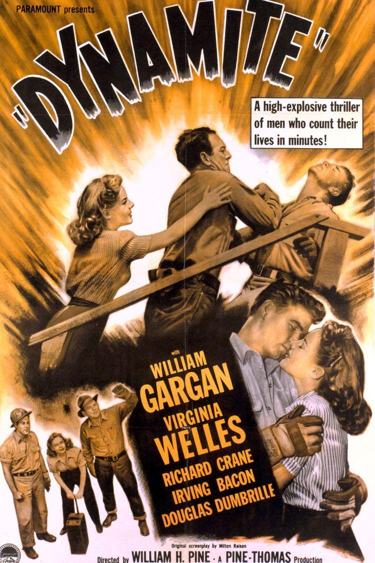 Dynamite (1949 film) wwwgstaticcomtvthumbmovieposters59663p59663