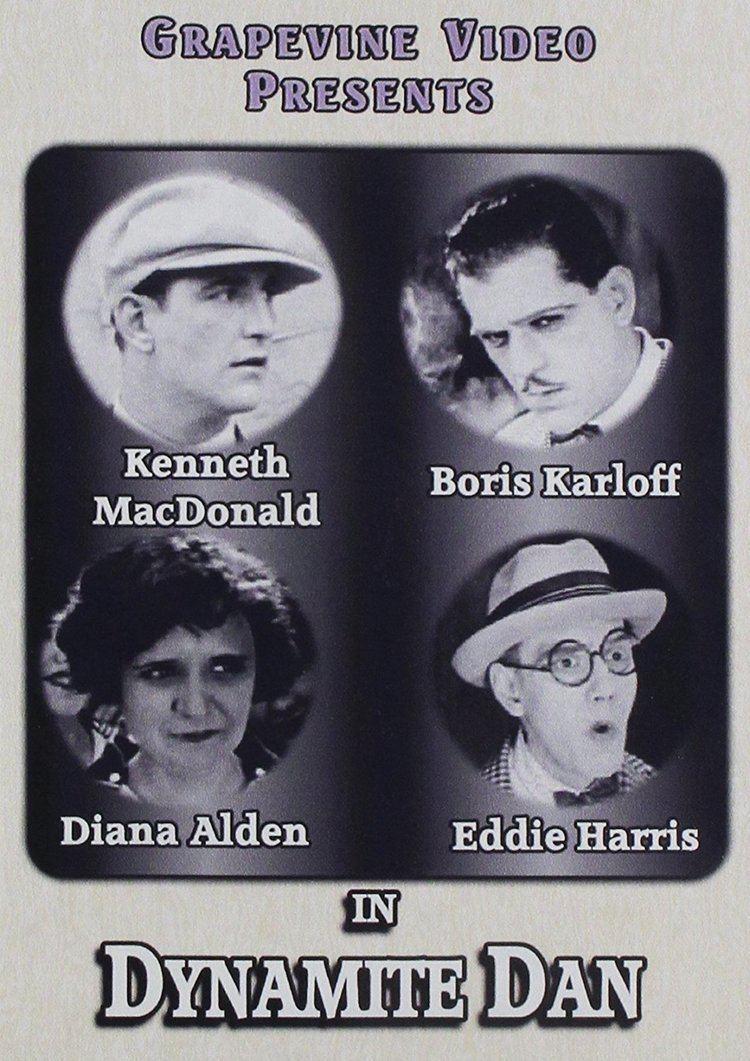 Dynamite Dan (film) Dynamite Dan DVD 1924 Region 1 US Import NTSC Amazoncouk DVD
