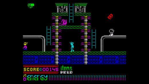 Dynamite Dan II Dynamite Dan II ZX Spectrum on the App Store