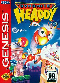 Dynamite Headdy Dynamite Headdy Wikipedia