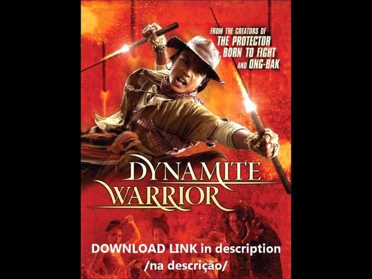 Dynamite Warrior Dynamite Warrior soundtrack ost Intro Guerreiro do Fogo