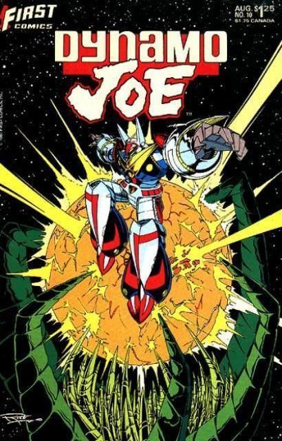 Dynamo Joe Dynamo Joe Volume Comic Vine