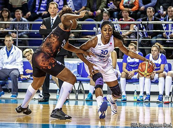 Dynamo Kursk Dynamo Kursk Bourges Basket EuroLeague Women 2015 FIBA Europe