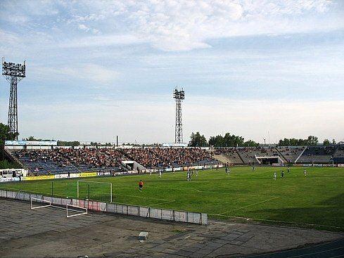 Dynamo Stadium (Barnaul)