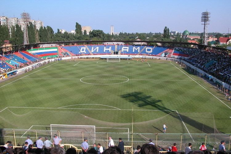 Dynamo Stadium (Makhachkala)
