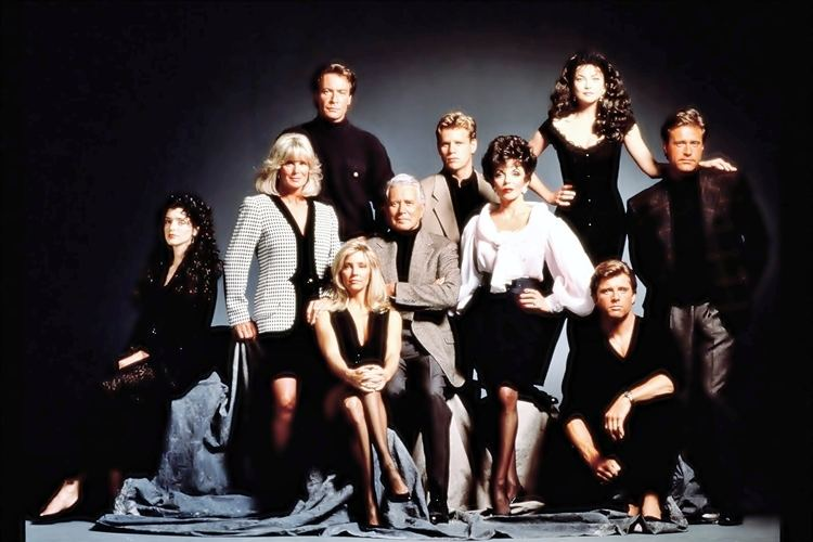 Dynasty: The Reunion Dynasty Reunion Michael Levitt Productions