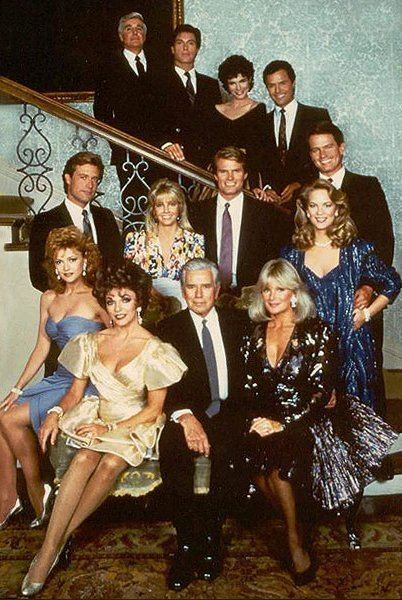 Dynasty (TV series) Iconic TV show Dynasty starring Dame Joan Collins is being rebooted