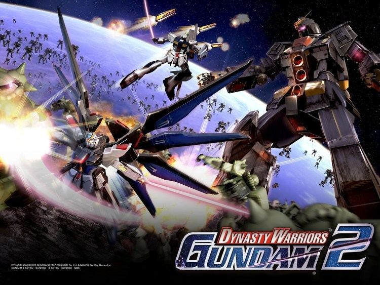 Dynasty Warriors: Gundam 2 Dynasty Warrior Gundam 2 PS2 PCSX2 gameplay YouTube