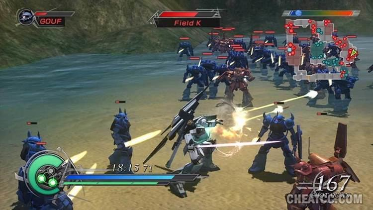 Dynasty Warriors: Gundam 2 Dynasty Warriors Gundam 2 Review for Xbox 360