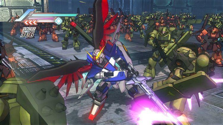 Dynasty Warriors: Gundam Dynasty Warriors Gundam 3 Review VincentArisato