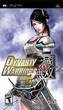 Dynasty Warriors Vol. 2 httpsuploadwikimediaorgwikipediaenthumbb