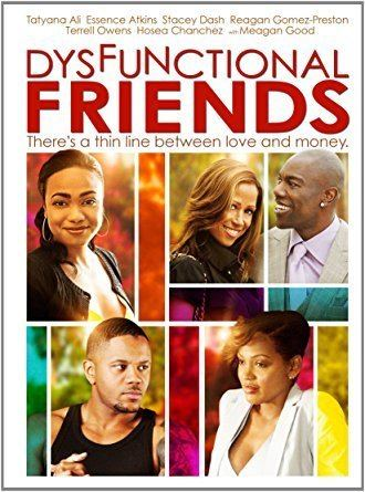 Dysfunctional Friends Amazoncom Dysfunctional Friends Stacey Dash Terrell Owens