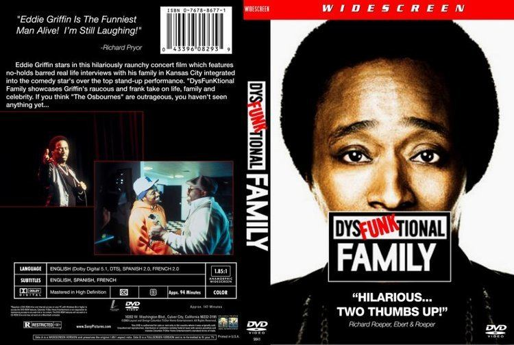 Dysfunktional Family Dysfunktional Family Movie DVD Custom Covers 211dysfunktional