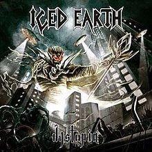 Dystopia (Iced Earth album) httpsuploadwikimediaorgwikipediaenthumbd
