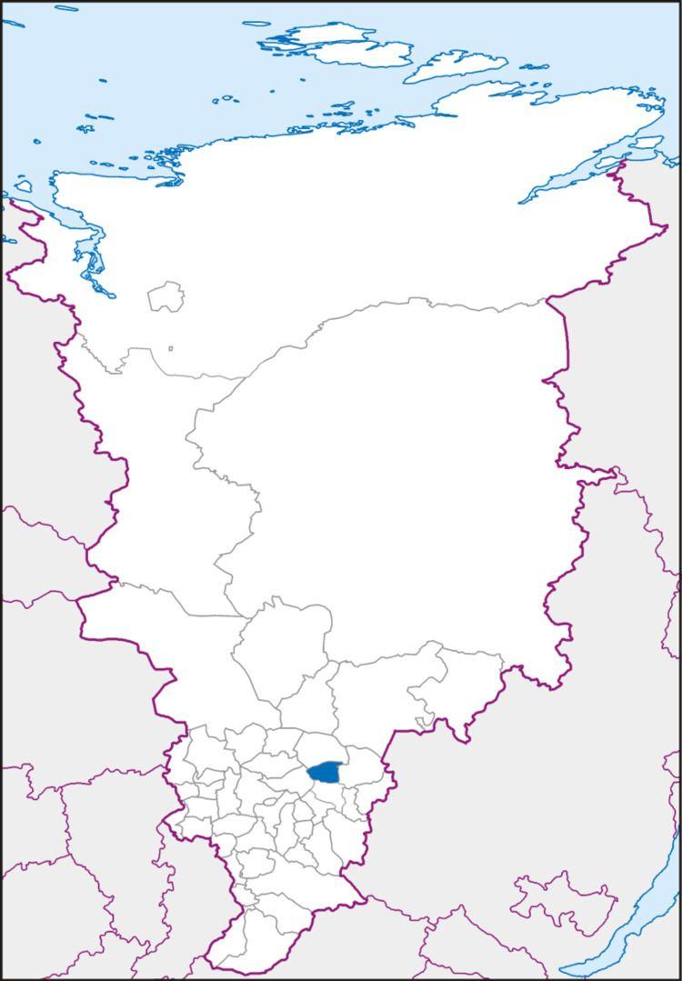 Dzerzhinsky District, Krasnoyarsk Krai