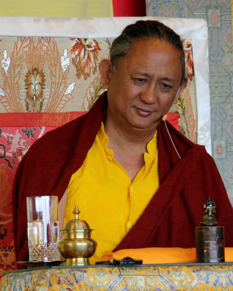 Dzigar Kongtrul Rinpoche A Memorable Shedra MINDROLLING LOTUS GARDEN