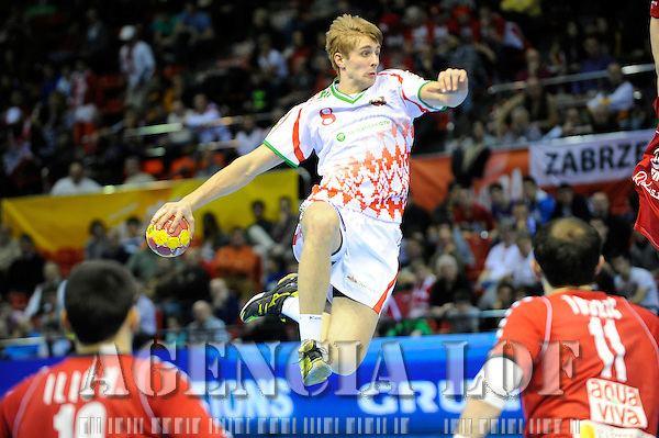 Dzmitry Kamyshyk Dzmitry Kamyshyk Shoots on goal against Serbia Official website of