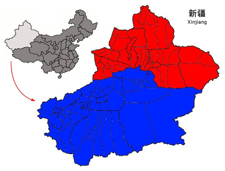 Dzungar conquest of Altishahr