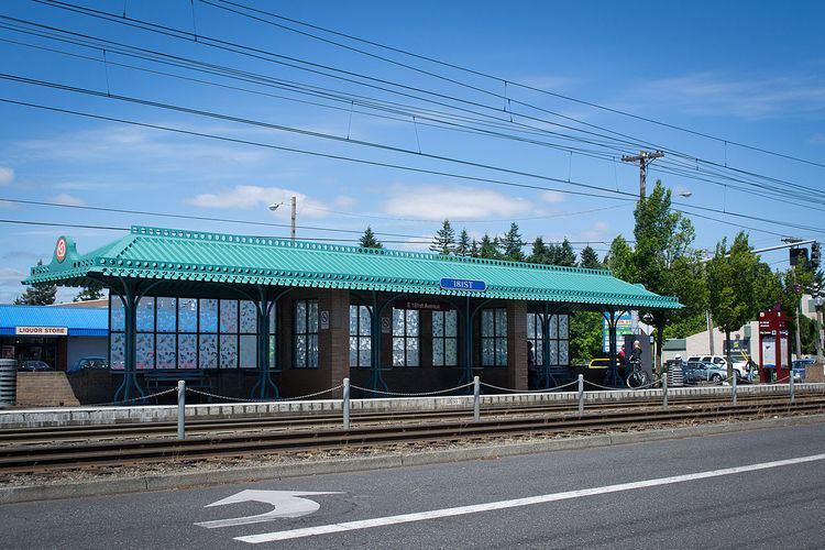 E 181st Ave MAX Station